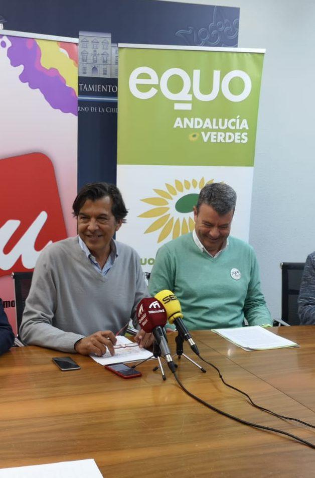 Acuerdo IU Equo Verdes Motril